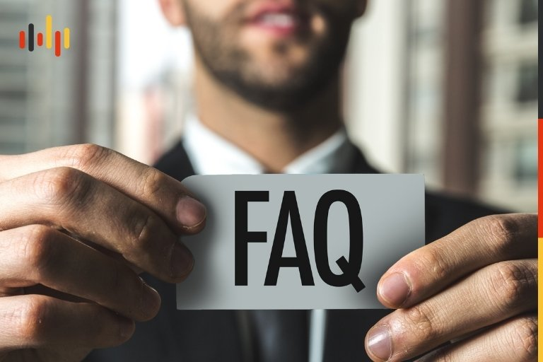 FAQ Einwanderung, FAQ immigration to Germany
